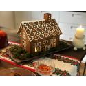 Årets julkampanj –Pepparkakshem som symbol för ett tryggt hem