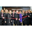Barrow-in-Furness stroke survivor officially opens Vision Express store
