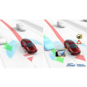 Ford med ny og innovativ sikkerhetsteknologi på nye Kuga