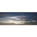 Perlemorskyene på himmelen kan bidra til hull i ozonlaget