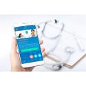 Enkel mobil app vägleder patienter inför  operation