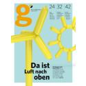 "Gasbranche launcht neues Printmagazin ""g"""
