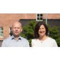 Danijela och Patric är säljteam södra Sverige