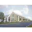 I am Home och Byggnadsfirman Otto Magnusson tecknar entreprenadavtal för nybyggnation i Trelleborg