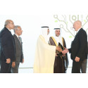 Plantagons Hans Hassle tilldelas Khalifa International Award for Agricultural Innovation