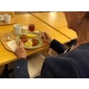 Bättre sömn, viktuppgång och piggare seniorer efter test med behovsanpassade matkassar