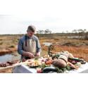Matlagning i våtmarken