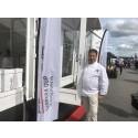 Pontus Frithiof blir officiell partner till Porsche Carrera Cup Scandinavia 2020
