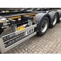 UES Chassis GmbH: Mit IoT und dem CargoTracer zu mehr Service und Effizienz für Mieter von Container-Fahrgestellen