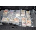Two sentenced for dirty cash scam