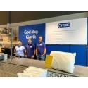 JYSK reåpner modernisert butikk på Gjøvik