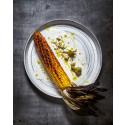 Grillsäsongen går i grönt – begagnade grillar och grönsaker het sommartrend