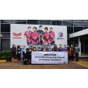 Yamaoka Scholarship Foundation Continues Collaboration with Bogor Agricultural Institute and Darma Persada University with Ceremony for New Scholarship Recipients