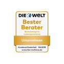 Guter Rat zahlt sich aus: Deutschlands beste Berater gekürt