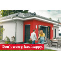 """""""Don't worry, bau happy"""" mit Town & Country Haus"""