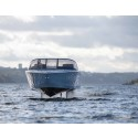​Candela Seven: The first high-speed, long-range electric boat is coming to the British market