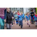 Barn springer för forskningen om barnhjärnan