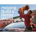 Ford sätter ambitiösa klimatmål i sin hållbarhetsrapport för 2021