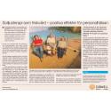 Solljusterapi som friskvård för personalhälsan – även under pandemin