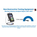 Non-Destructive Testing Equipment Market Top 10 Companies Analysis and Opportunity 2021-2027
