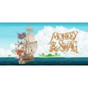 'Monkey Swag' für den Kindersoftwarepreis TOMMI nominiert