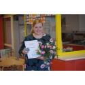 Vuoden 2020 kotitalousopettaja on Fiia Lujasmaa