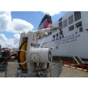 Cavotec AMP systems officially opened at Stena Line ferry berths in Hoek van Holland