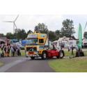 Gamle, smukke lastbiler mødes i Sæby
