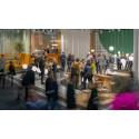 Stockholm Furniture & Light Fair allt starkare aktör på den internationella designscenen
