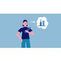 Rehabiliteringsåtgärd i en app