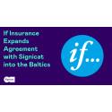 Johtava vahinkovakuutusyhtiö If laajentaa sopimustaan Signicatin kanssa onnistuneen pohjoismaisen yhteistyön jälkeen