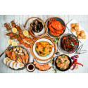Oh Crab, It's Back! Weekend Seafood Buffet at PARKROYAL on Kitchener Road