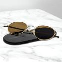 ThinOptics – Pene solbriller med flatt etui!