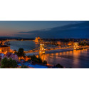 BLUE DANUBE PARTY CRUISE | from Vienna to Budapest