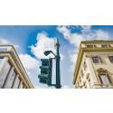 Sony neemt met IMX500-beeldsensoren deel aan bijzonder smart city-proefproject in Rome