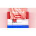 Instabox enters the Netherlands, with acquisition of Red je Pakketje