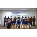 Yamaoka Scholarship Foundation Holds First Scholarship Graduation Ceremony for University Students in Indonesia