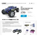 Hobbex lanserar ny design på sin webshop