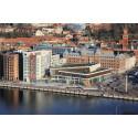 Helsingborgs senaste stadsutvecklingsprojekt står klart.  Nu öppnar Clarion Hotel Sea U.