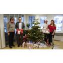 Medarbejdere i Gladsaxe sørger for julegaver til udsatte børn