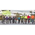 Umeå är näst bästa cykelstaden i Europa
