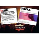 Zeptagram uppmärksammas i DI och GAFFA för att de släpper kryptovalutaför att sälja musikrättigheter som NFT