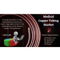 Medical Copper Tubing Market 2021 Size, Share, Development Status, Regional Trends, Opportunity Assessment and Comprehensive Research Study Till 2027