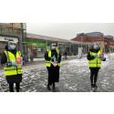 GöteborgsLokalers trängselvärdar viktig insats för minskad smittspridning