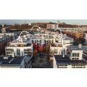 Ferroamp bidrar till utveckling av energismart stadsdel genom samarbete i ElectriCITY