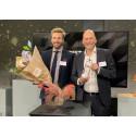 Engcon modtager pris som en af Sveriges bedst ledede virksomheder for tredje år i træk