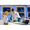 Styrer over 200 butikker fra hovedkontorets datarom