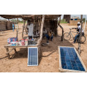 Renewable energy to enable refugees to transform their lives