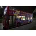 CHRISTMAS LIGHTS BUS RETURNS BY POPULAR DEMAND