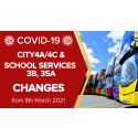 OXFORD BUS COMPANY SERVICES READY TO SUPPORT RETURN TO SCHOOL